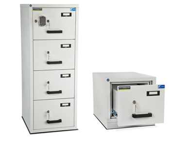 Perfect Burton Fire Resistant Filing Cabinets