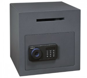 black counter safe