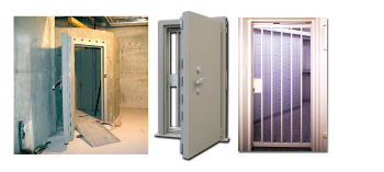 Burton Strongroom Doors  sc 1 st  Thornhill Security & Burton Strongroom doors - Cerberus | Thornhill Security