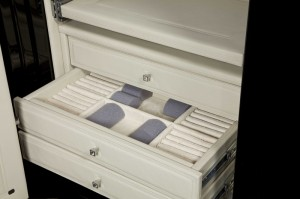 Eurovault safe custom jewellery drawers thornhill security bristol