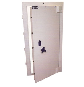 SMP Strongroom Doors  sc 1 st  Thornhill Security & Strongroom Doors from SMP | Thornhill Security