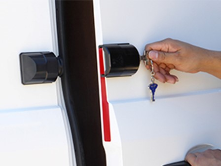 How To Prevent Your Van Being Broken Into And Keep