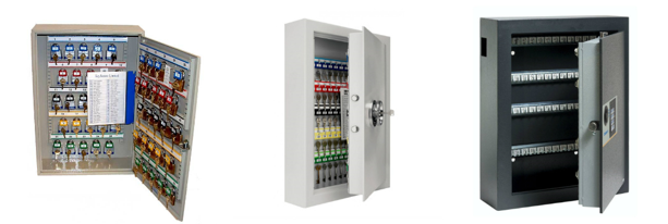 key cabinets range at thornhill security