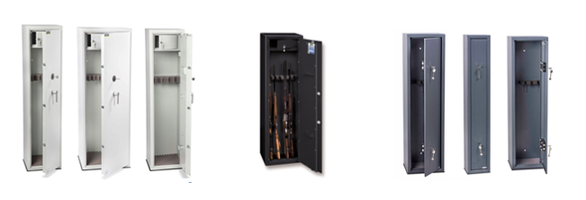 Thornhill range of gun safes for farms