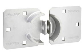 Solid Steel Hasp For Master Lock 6270 Padlock