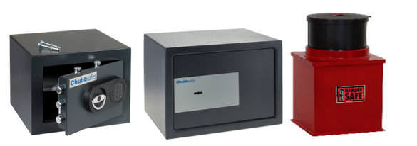range of domestic safes from Thornhill