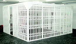 Secure Cages For Stock Image - Thornhill