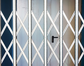 Security Grilles For Shop Fronts Image - Thornhill