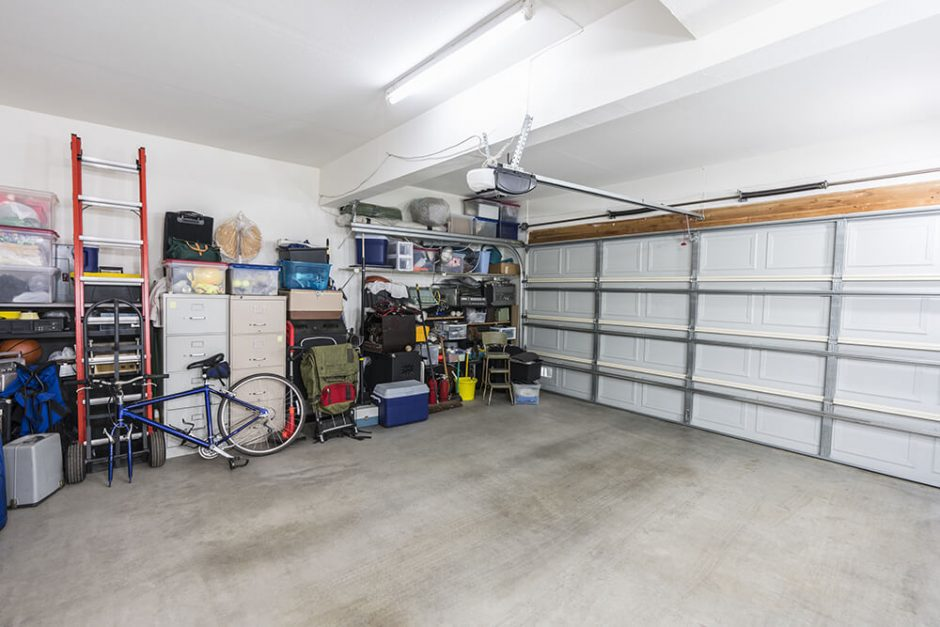 Guide To Securing Your Garage - Featured - Thornhill Security